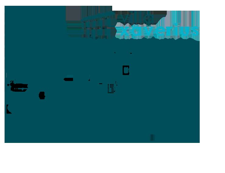 Villa Xaverius- eerste verdieping