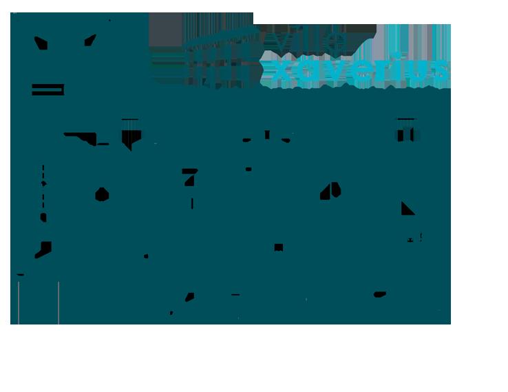 Villa Xaverius- tweede verdieping